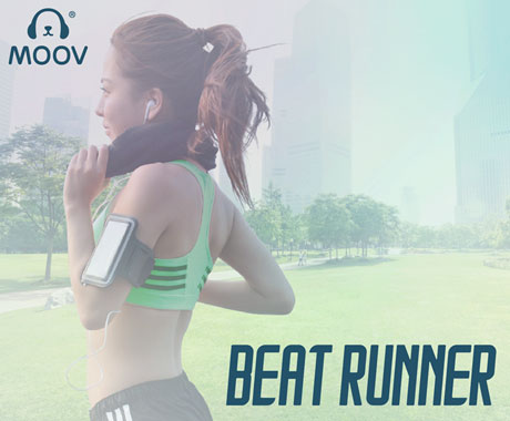 MOOV Beat Runner