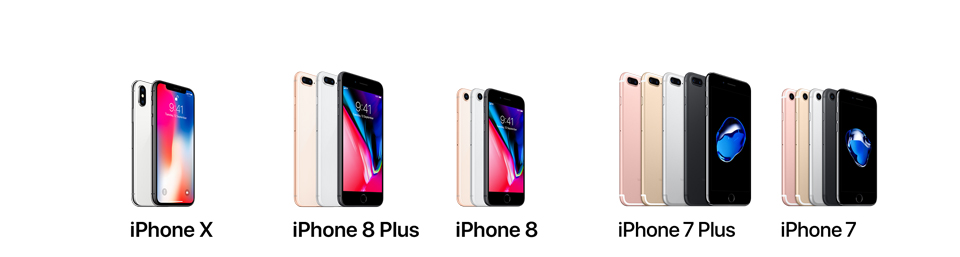 iPhone Compare