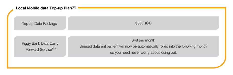 Ultra Speed Multi-User Service Plan