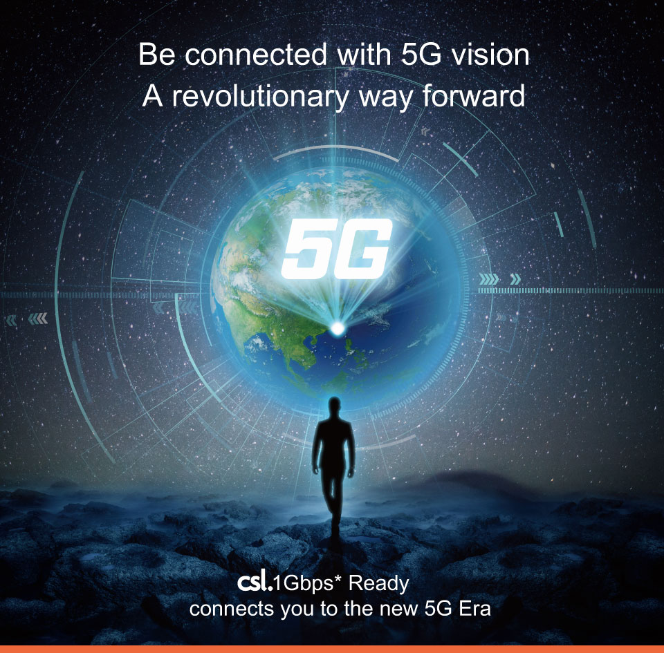 Superior 4G LTE-A Network Mobile Data Experience | csl