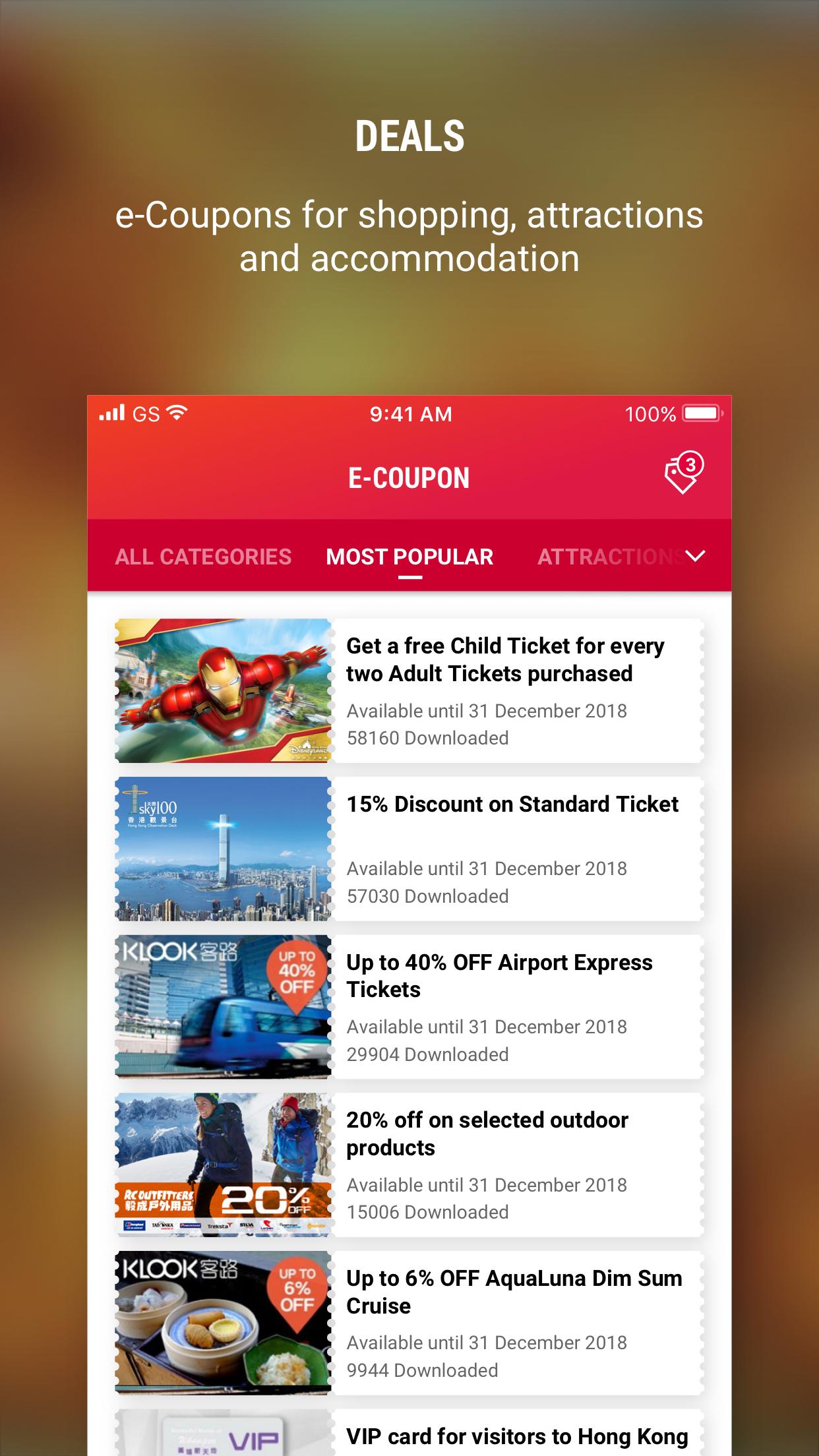 Discover Hong Kong Tourist Prepaid SIM Card | csl