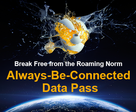 Always-Be-Connected Data Pass