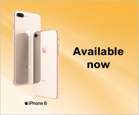 iPhone 8 – Pre-order now